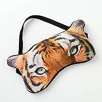 MMD Tier Cartoon Augenmaske Schattierung Schlafaugenmaske lindern Müdigkeit 2pcs (Farbe : A) preisvergleich bei billige-tabletten.eu