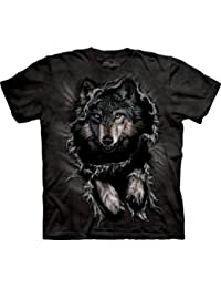 "The Mountain T-Shirt ""Breakthrough Wolf"" Gr.XXL"