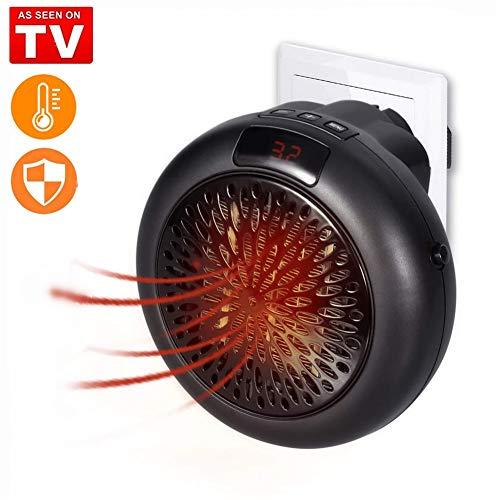 Termoventilatore Elettrico Mini Stufe Elettrica - 1000W Mini Handy Heater da Bagno...