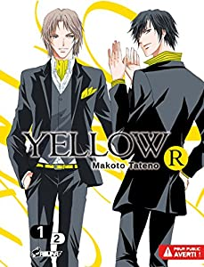 Yellow R Edition simple Tome 1