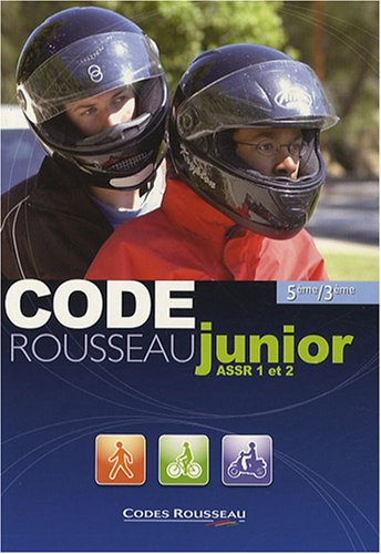 Code Rousseau Junior 2009