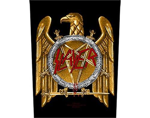 Slayer - Golden Eagle - Grande Toppa/Patch