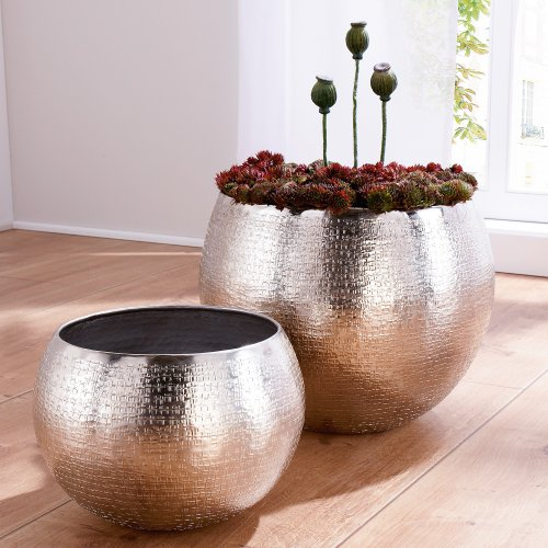 blumentopf-set-2-gren-30-cm-40-cm-bertopfe-aluminium-modern-design-silber-glnzend-2-stck