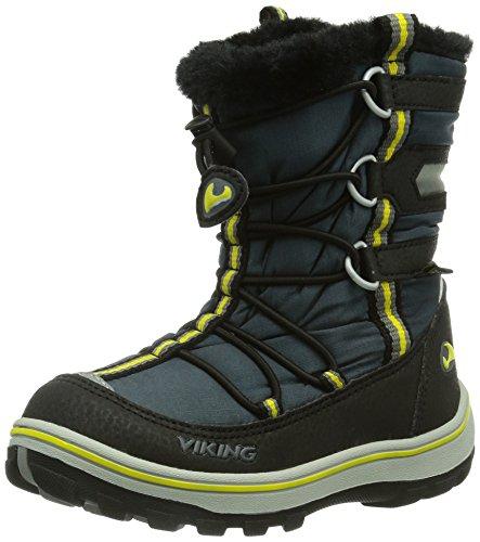 Viking - Fonn Gtx, Scarpe outdoor multisport Unisex – Bambini Nero (Schwarz (7702))