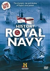 History of the Royal Navy (3-Disc Box Set) [DVD]