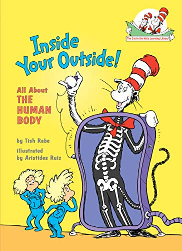 Inside Your Outside: All About the Human Body (Cat in the Hat's Learning Library) (English Edition)