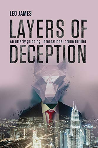 Book cover image for Layers of Deception: An utterly gripping, international crime thriller.