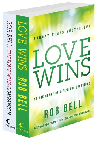 Love Wins and The Love Wins Companion (English Edition) (Kindle Rob Bell)