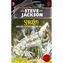 Sorcerer 02 Khare Of Cityports (Puffin Adventure Gamebooks) by Steve Jackson (1985-03-05)