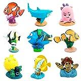 Finden Dory, Nemo Aquarium Dekorationen, Kunstharz Fisch Tank Ornaments Cartoon Filmen Clownfisch Spielzeug Geschenk für Kinder