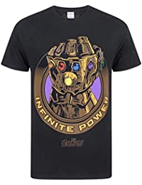 Avengers Infinity War Marvel Thanos Infinity Gauntlet MenS T-Shirt