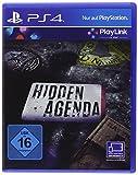 Hidden Agenda - [PlayStation 4]