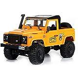 Goolsky- MN-D91 Rock RC Crawler 1/12 4WD 2.4G Télécommande Haute Vitesse Camion Hors Route Camion RC Voiture légère RTR