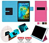 reboon BQ Edison 3 Mini Hülle Tasche Cover Case Bumper | Pink | Testsieger