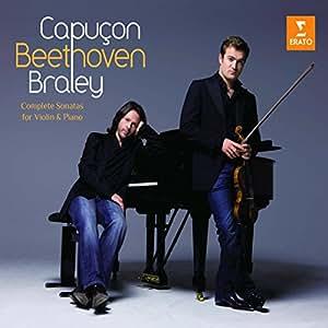 Beethoven : les Sonates pour violon et piano (3 CD)