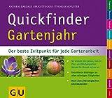 Quickfinder Gartenjahr: Der beste Zeitpunkt für jede Gartenarbeit. (GU Altproduktion HHG)