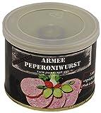MFH 6 Dosen Armee Peperoniwurst, 190 g, 7% Mwst.