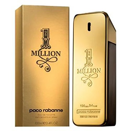 Profumo Paco Rabanne One Million Uomo Eau De Toilette 50ml 100ml GIOSAL-200ml