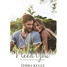 Need You (The Winters Family Series Book 2) (English Edition)