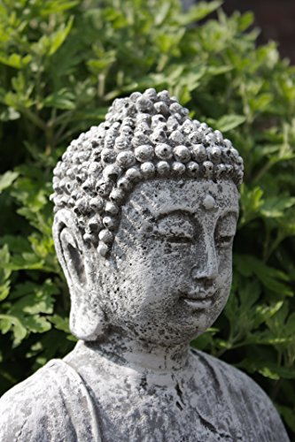 Steinfigur Großer Buddha Shiva - 6