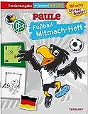 Produkt-Bild: DFB PAULE Fußball Mitmach-Heft zur WM 2018 (mit Spielplan): Offizielles Produkt des Deutschen Fußball-Bundes!