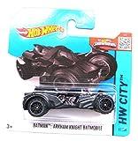 Hot Wheels Batman Arkham Knight Batmobile 61/250 1:64 by Hot Wheels