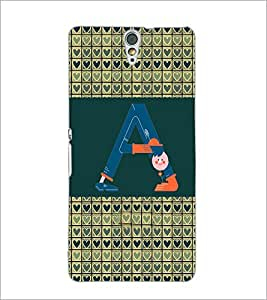 PrintDhaba GRANDbet A D-4651 Back Case Cover for SONY XPERIA C5 ULTRA (Multi-Coloured)