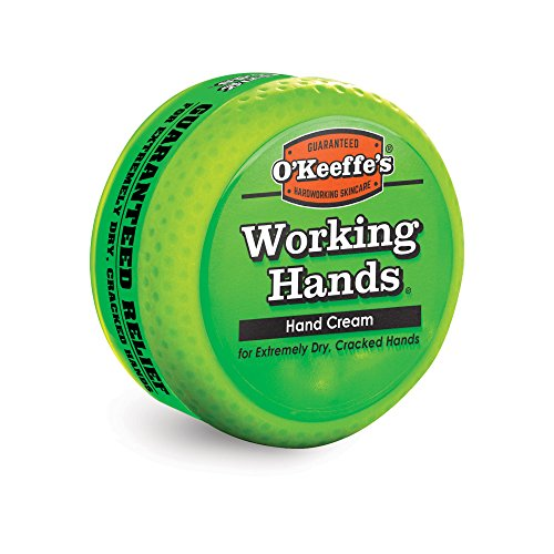 O'Keeffe's® Working Hands® Hand Cream 96g Jar Test