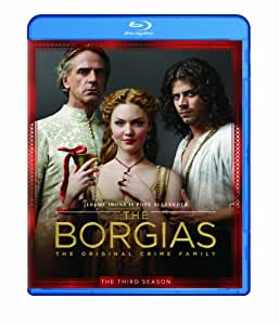 Borgias: Final Season [Blu-ray] [US Import]