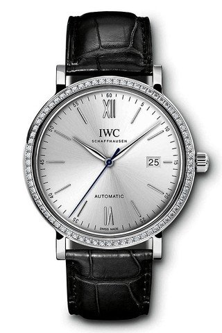 NEW IWC PORTOFINO AUTOMATIC MENS WATCH IW356501