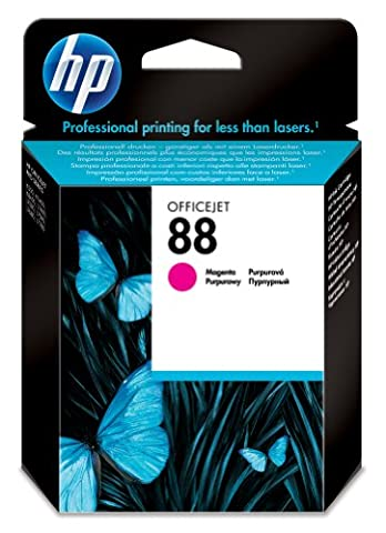 HP 88 - Print cartridge - 1 x magenta - 1000 pages - blister