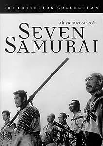 Seven Samurai - Criterion Collection [Import USA Zone 1]