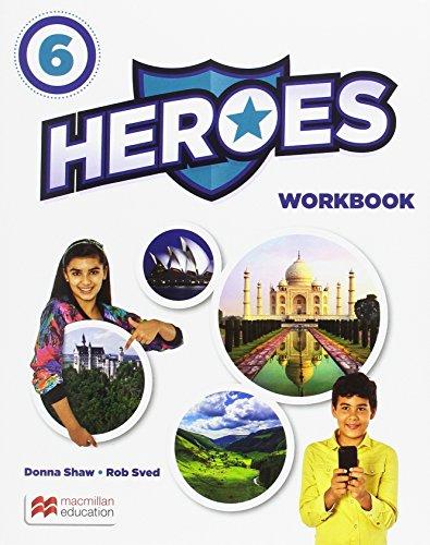 HEROES 6 Ab (SRP&PPK) Pk por Donna Shaw