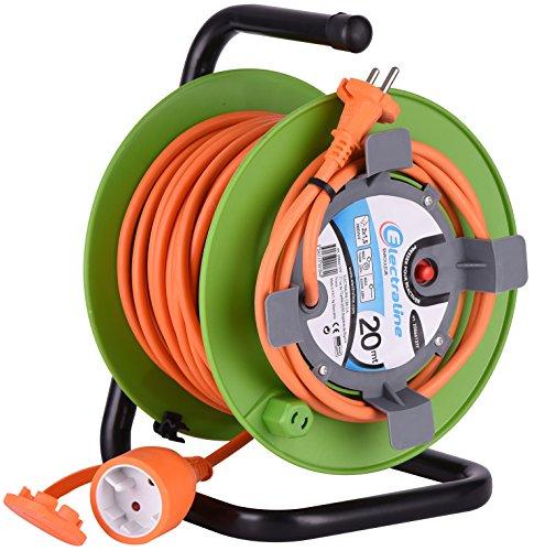 electraline-49234garten-verlngerungskabel-mit-kabeltrommel-20mt-stecker-und-buchse-europische-2polig
