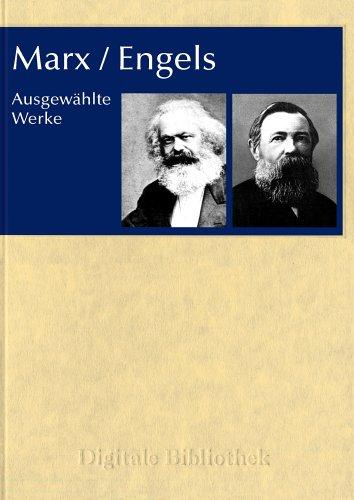 Directmedia Publishing Digitale Bibliothek 011: Marx / Engels - Ausgewählte Werke (PC+MAC)