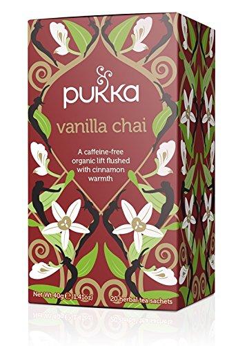 Pukka Vanilla Chai 20 per pack by Pukka Teas