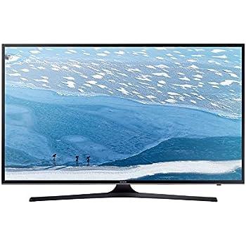 """Samsung UE50KU6000K 50"""" 4K Ultra HD Smart TV Wi-Fi Black LED TV - LED TVs (127 cm (50""""), 3840 x 2160 pixels, LED, Smart TV, Wi-Fi, Black)"""