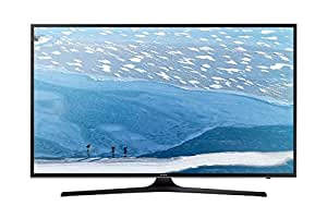 "Samsung UE50KU6000K 50"" 4K Ultra HD Smart TV Wi-Fi Black LED TV - LED TVs (127 cm (50""), 4K Ultra HD, 3840 x 2160 pixels, LED, PQI (Picture Quality Index), Flat)"