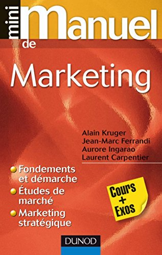 Livres Gratuits Amazon Mini Manuel De Marketing Pdf Ibook