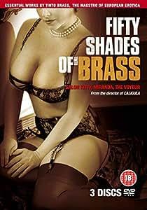 Fifty Shades of Brass - Salon Kitty / Miranda / The Voyeur [DVD]