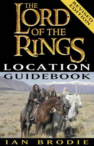 Descargar Libro Lord of the Rings Location : Guidebook de Ian Brodie