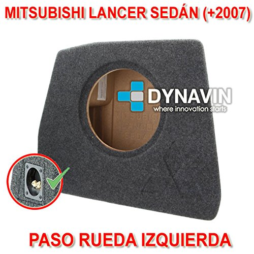 mitsubishi-lancer-sedan-2007-caja-acustica-para-subwoofer-especifica-para-hueco-en-el-maletero