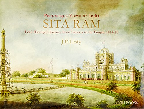 Picturesque Views of India: Sita Ram