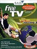 free TV, Sport Edition, CD-ROMWeltweit fernsehen ohne Satellit! Inklusive actua soccer 3. Für Windows 98/ME/XP