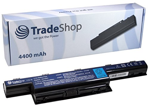 Batteria 4400 mAh per ACER ASPIRE 7551 G-N834G32MN 7551 G-N934G32MN 7551 G-N934G64Bn 7551 G-P324G32MNKK 7741/7741g 7741 G-334G32BN 7741 G-374G50MNKK 7741 G-434G50Bn 7741 G-434G50Mn Acer TravelMate 4740 5740/5740g