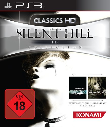 Silent Hill - HD Collection [Classics HD] (Spiele Ps2 Horror)