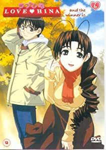 Love Hina: 6 - And The Winner Is... [DVD]