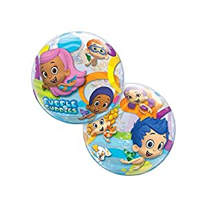 Bulle guppies qualatex bulle ballon - Jeux bubble guppies ...