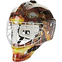 Bauer Start Wars nme Inline Hockey Máscara Casco para Calle Hockey para Adultos, Deportes y