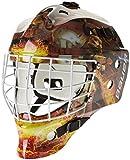 Bauer Start Wars NME Inlinehockey Maske Helm für Straßenhockey für Erwachsene, Sport & Freizeit - Troopers